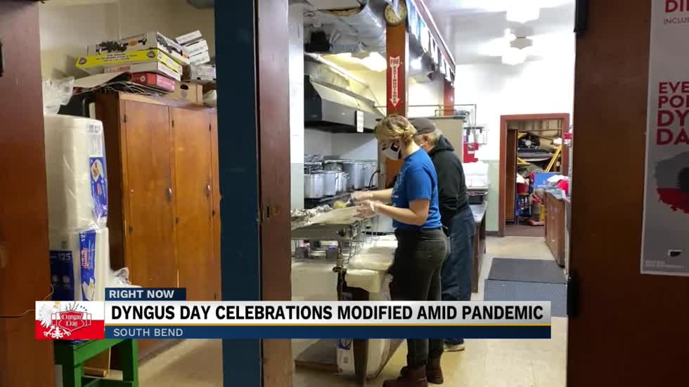 Dyngus Day celebrations modified amid pandemic