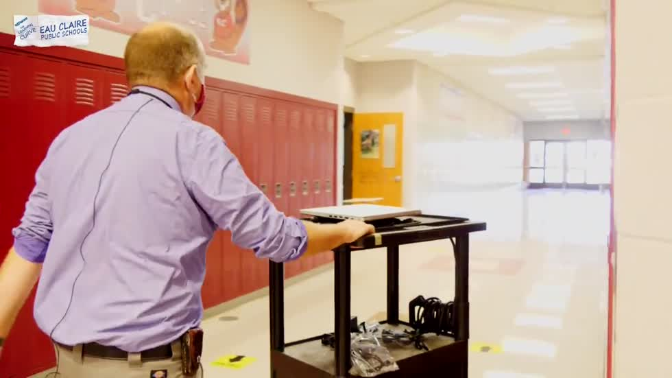 Eau Claire Public Schools invest in new tech this year, despite shortage