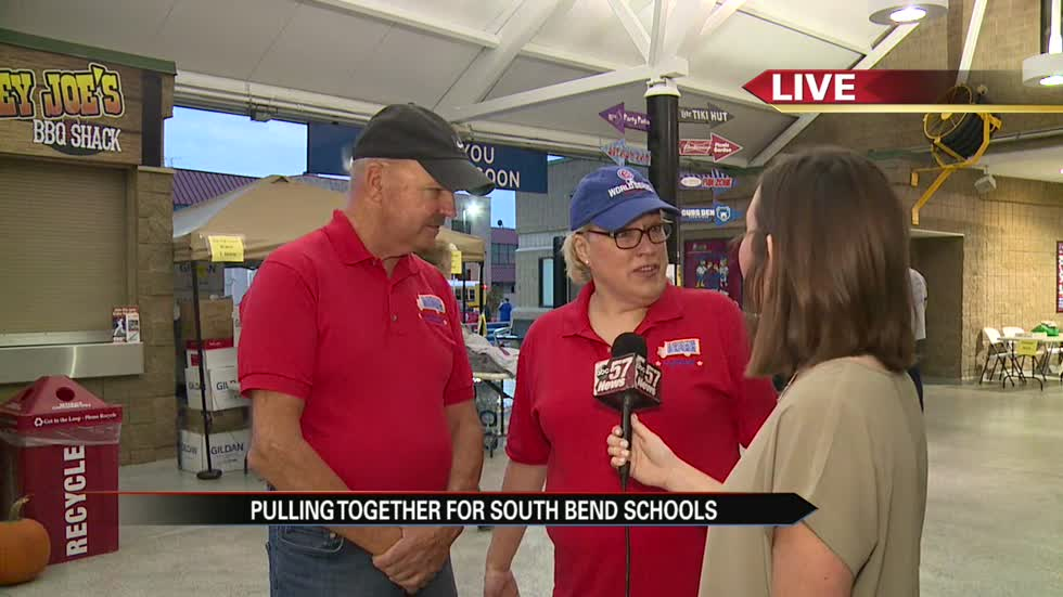 Annual event raises money for South Bend schools