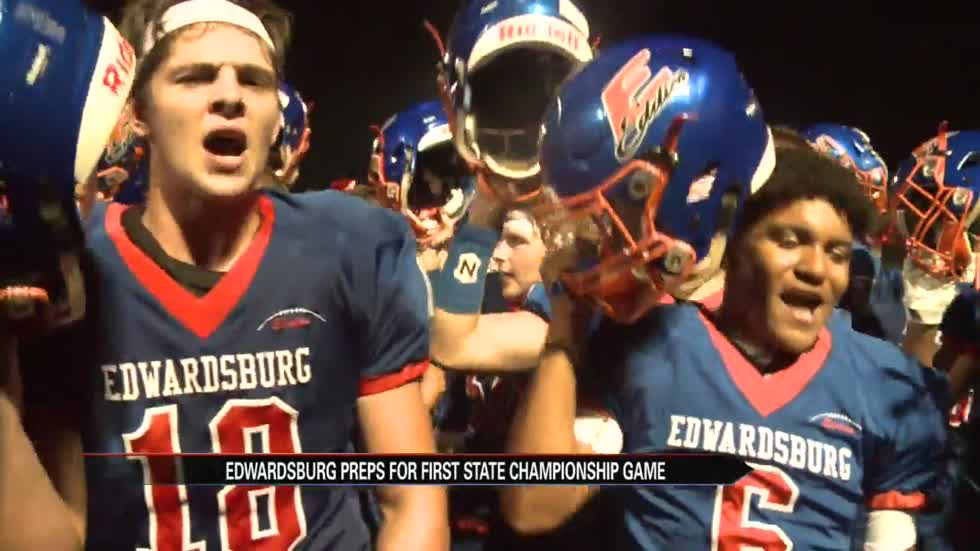 Edwardsburg preps for first state championship game