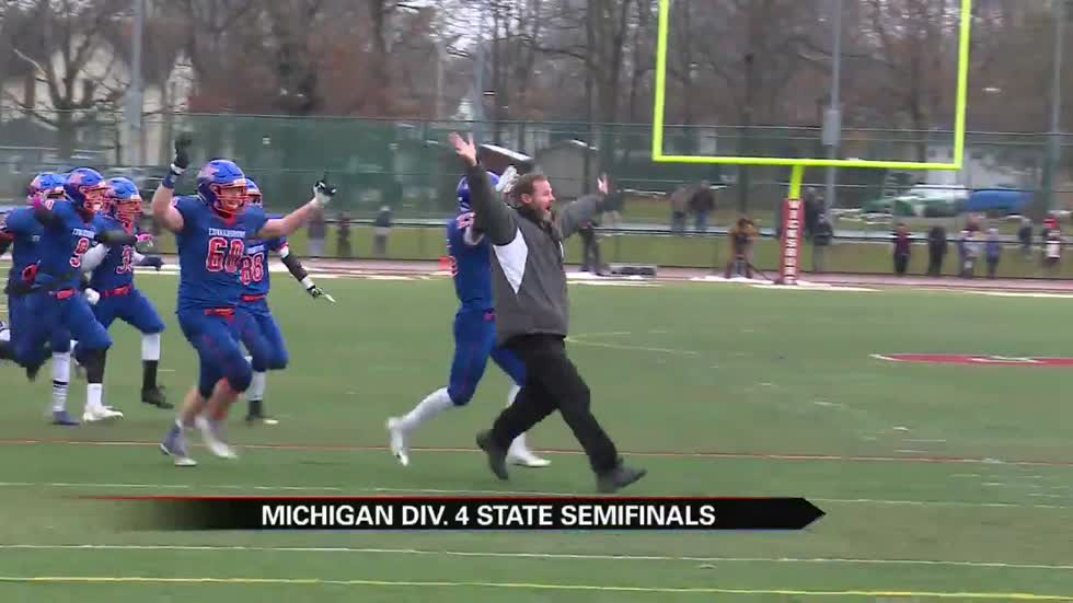 Edwardsburg football gets revenge and a ticket back to Detroit