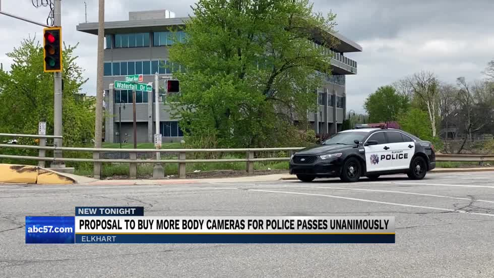 Elkhart City Council approves $3.4 million contract for police equipment upgrades