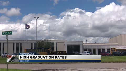 Elkhart schools see continued growth in graduation rates