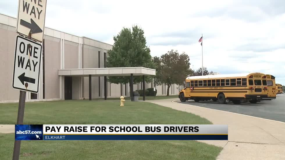 Elkhart Community Schools to increase pay for bus drivers