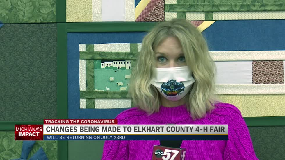Elkhart County fair returns with restrictions