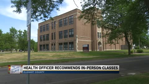 Elkhart County Health Department recommends optional in-person...