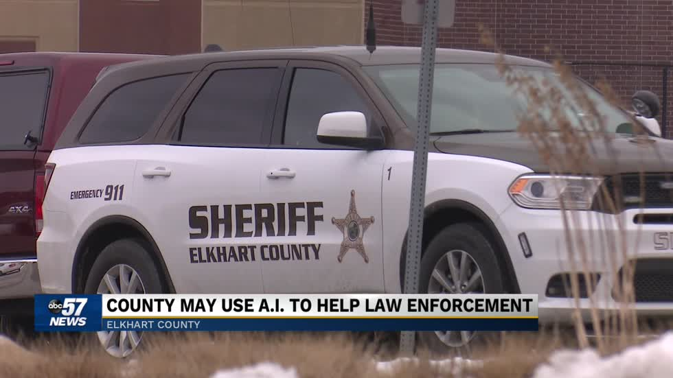 Elkhart County looking into AI system to help deter crime