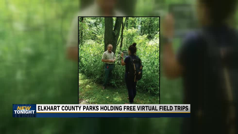 Elkhart County Parks holding free virtual field trips