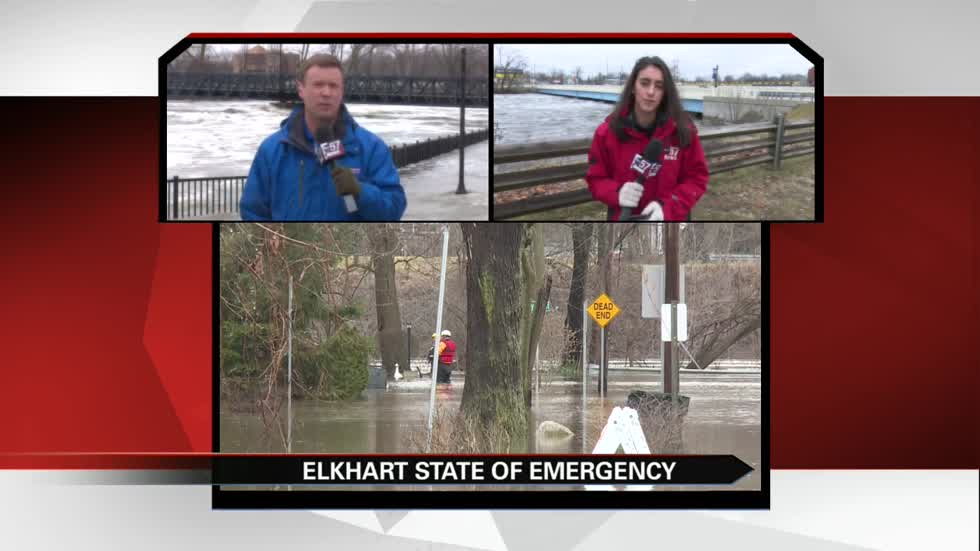 City of Elkhart and Elkhart County under a State of Emergency