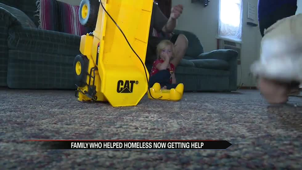 Elkhart family urges public to view homelessness differently after being evicted