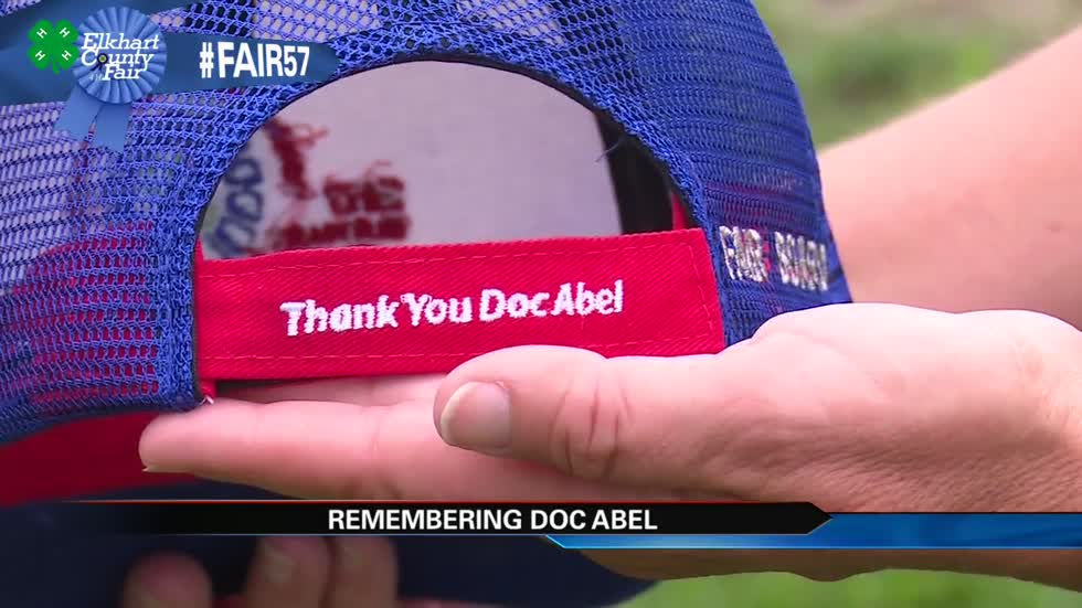 Elkhart Fair's first year without Doc Abel: His legacy lives on