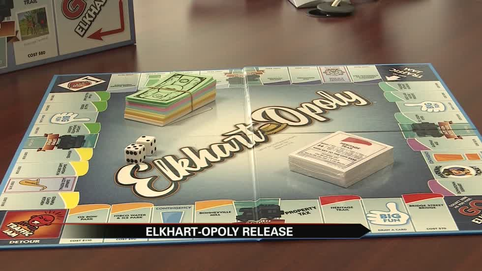 Elkhart gets its own version of Monopoly