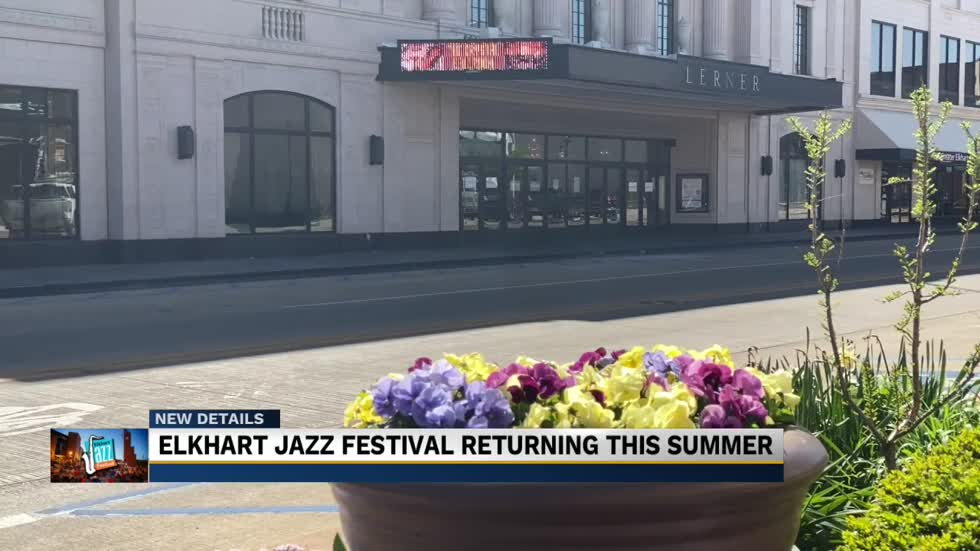 Elkhart jazz festival returning this summer
