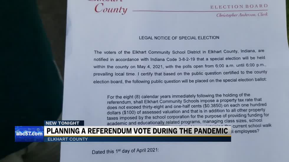 Elkhart election officials looking for poll workers
