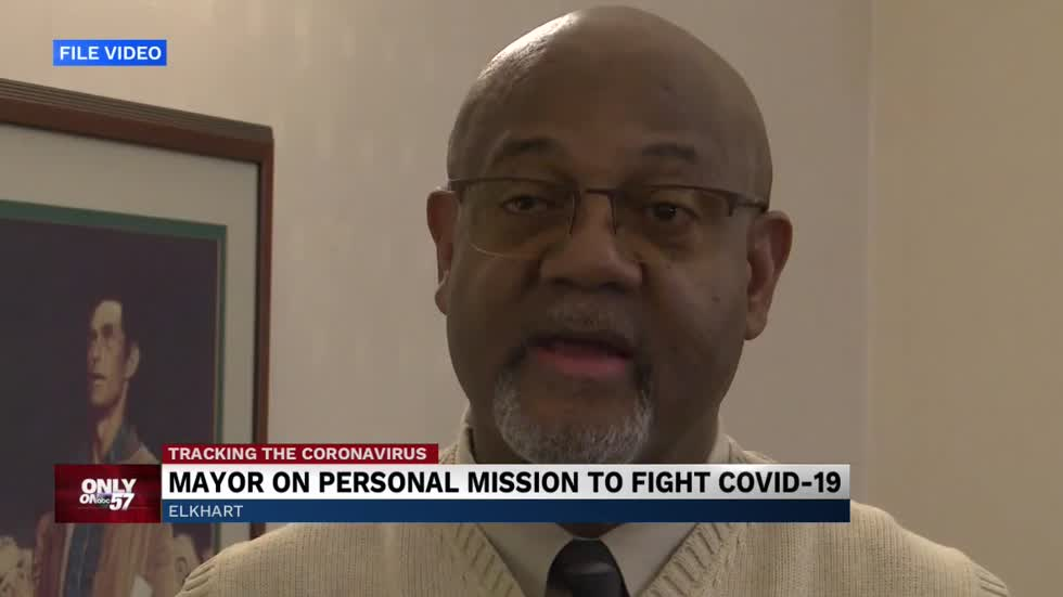 Elkhart Mayor Roberson speaks out on personal fight with COVID-19