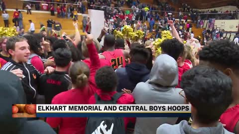 Elkhart Memorial wins final Longfellow Trophy over Central
