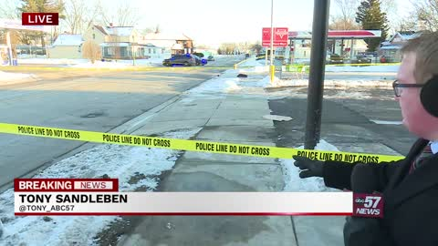 Elkhart Police investigating fatal shooting on Main Street