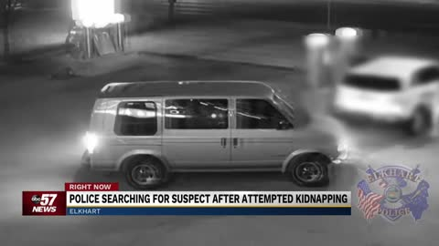 Elkhart Police investigating incident of man in van offering candy to children