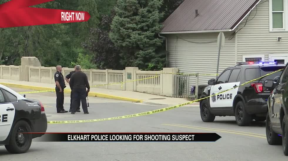 Elkhart police investigating shooting on Hudson Street