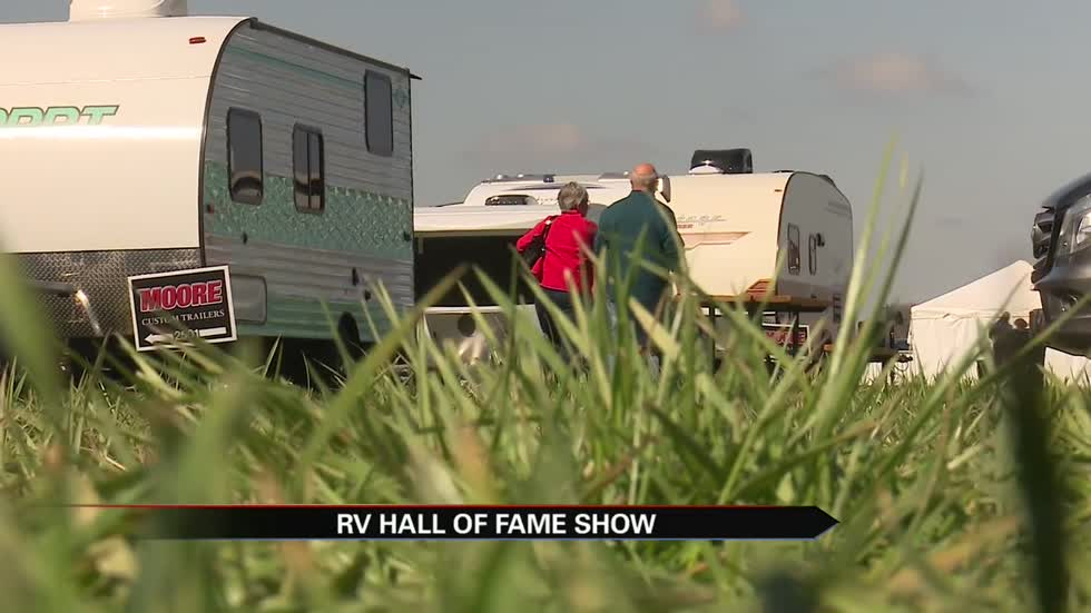 Elkhart RV show kicks off opening day with 300 RVs