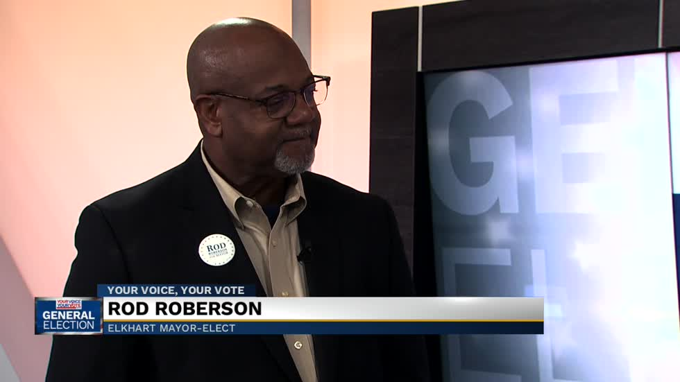 Elkhart's next mayor discusses win