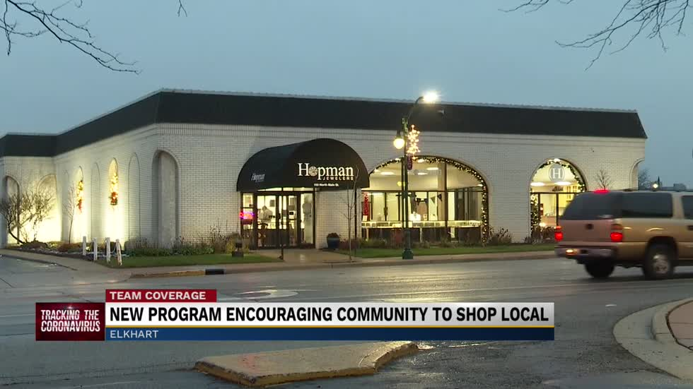 Elkhart launches new program to encourage online shopping at...