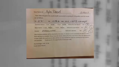 Elkhart school nurse tells student she is overweight, mother steps in