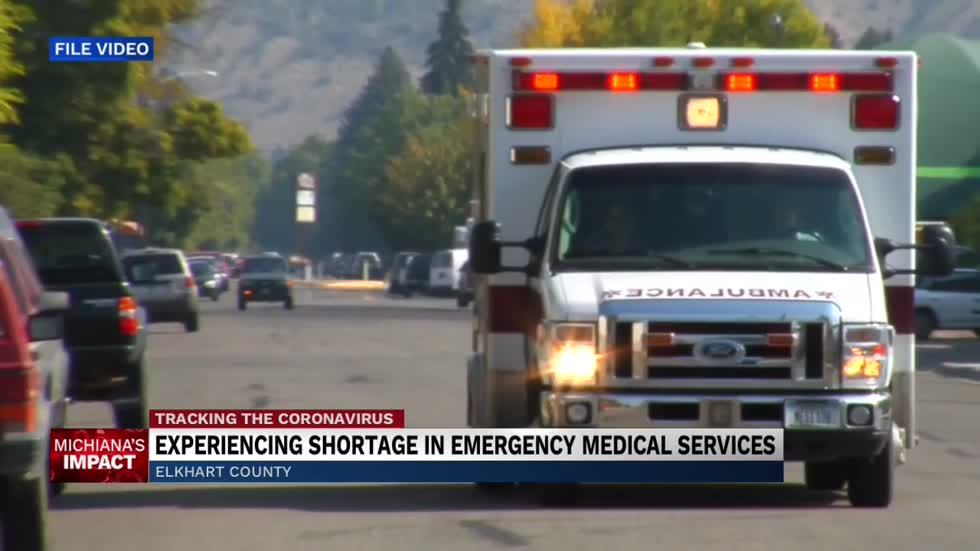 EMS industry seeing shortage brings decade long problem to the surface
