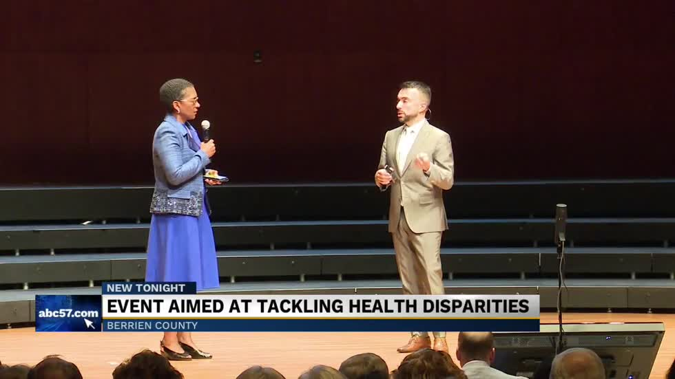 Event aimed at tackling health disparities in Southwest Michigan