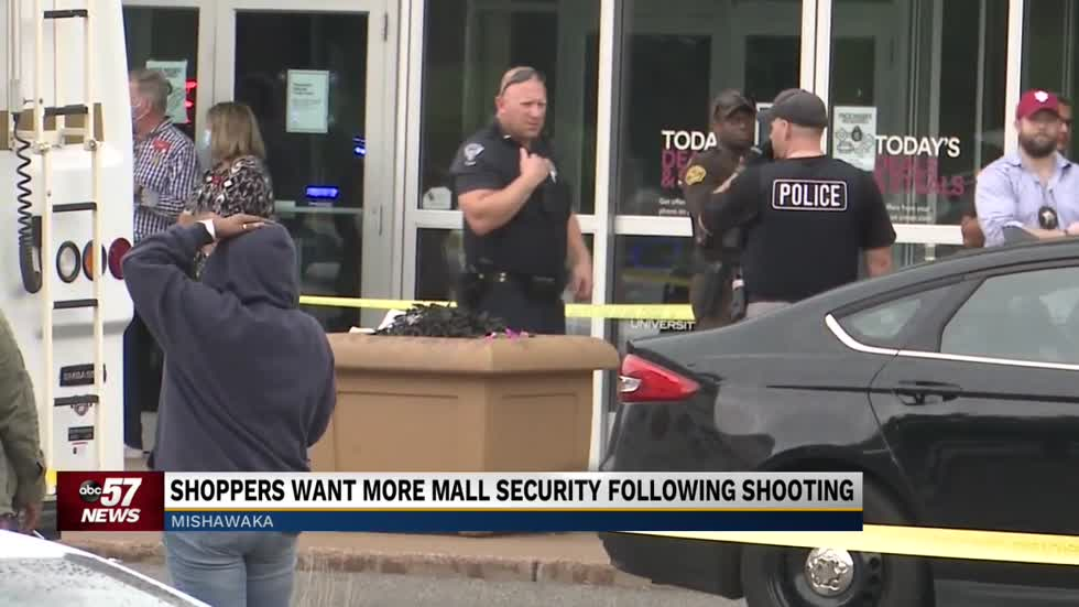Authorities respond to public call for more security at UP Mall