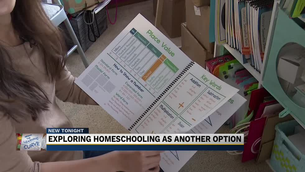 Exploring homeschooling as another option, families weigh in