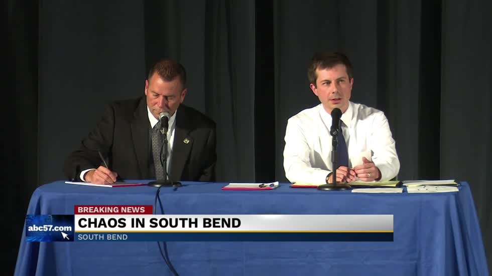 Mayor Buttigieg hosts town hall about police shooting