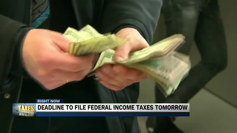 Extended tax deadline Wednesday, local small businesses thankful for extra time