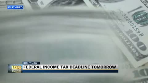 Extended tax deadline Wednesday, local small businesses thankful...