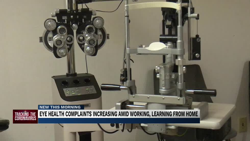 Specialist weighs in on how to combat eye strain and fatigue