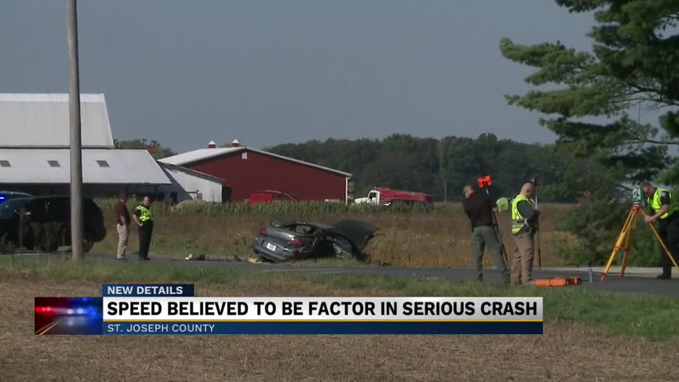 FACT investigating crash involving serious injuries on Shively Road
