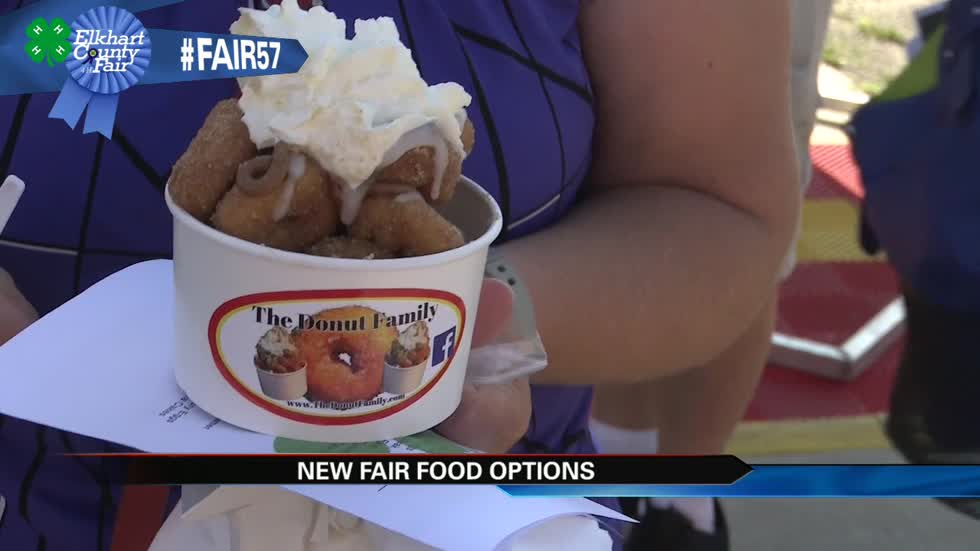 New food options at Elkhart County Fair