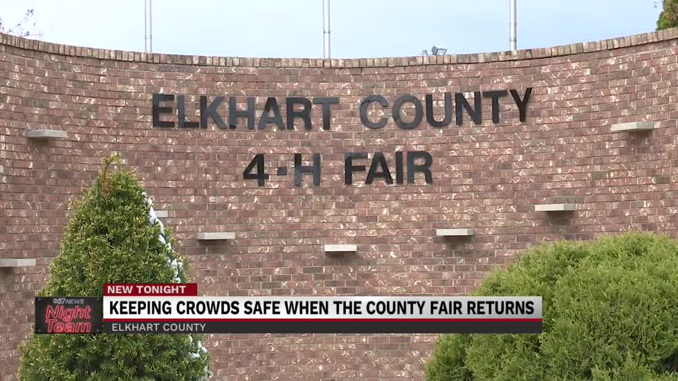 Elkhart County 4H Fair ready to get back to business