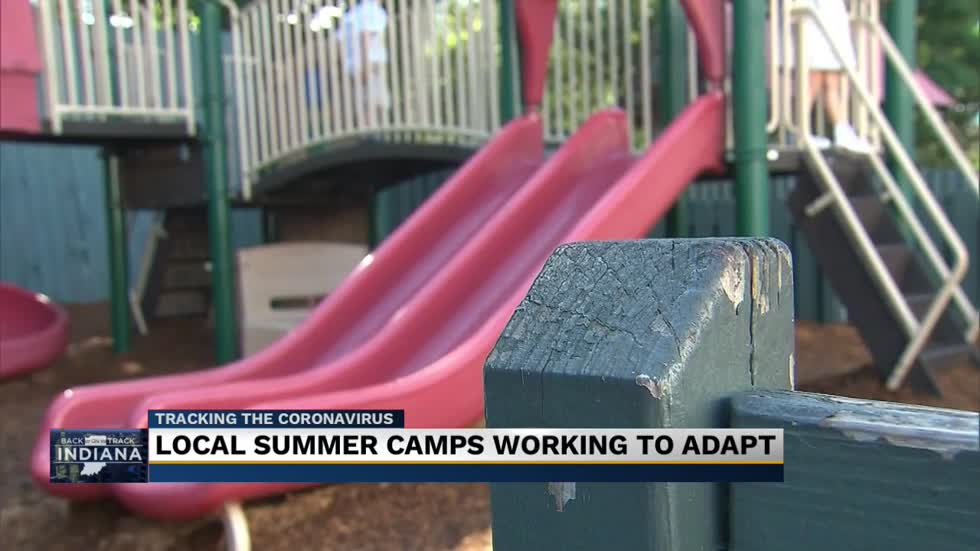 Families adjust to new reality of summer camps this year