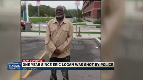 Family remembers life of Eric Logan a year later