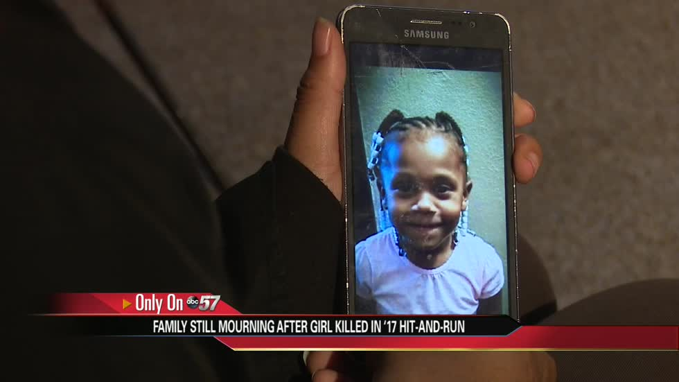 Family still mourning six-year-old's death after 2017 hit-and-run