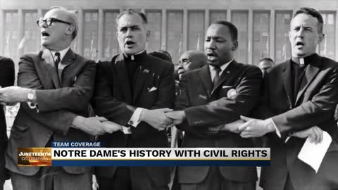 Father Hesburgh's fight for racial equality still resonates today
