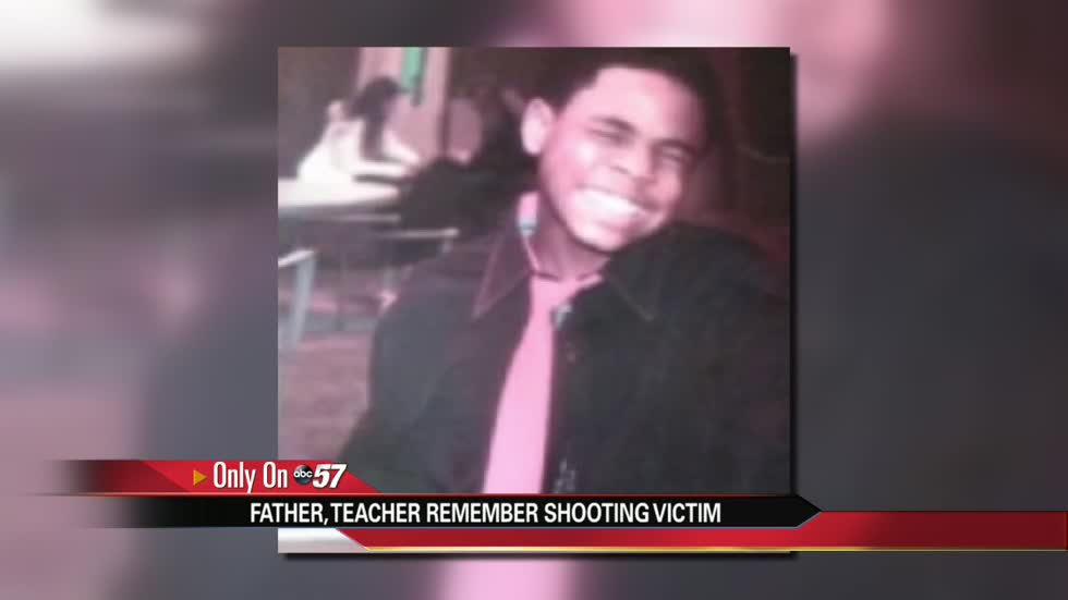 Father, teacher remember 13-year-old shooting victim