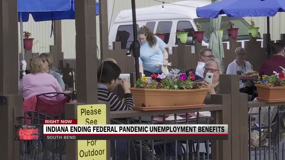 Local businesses react to federal unemployment benefits ending