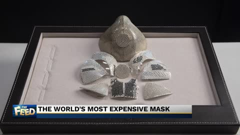 World's most expensive mask