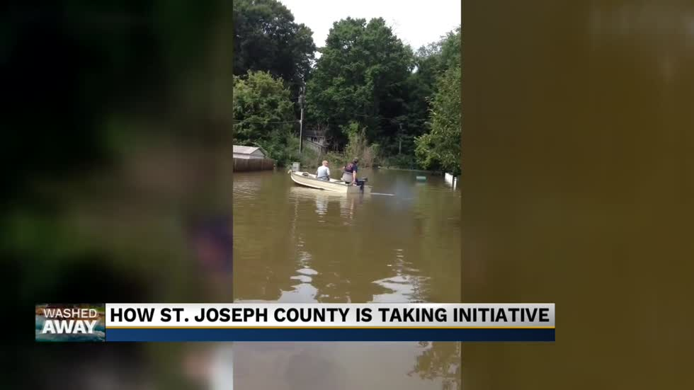 FEMA, St. Joseph County to buy 16 homes for flood relief