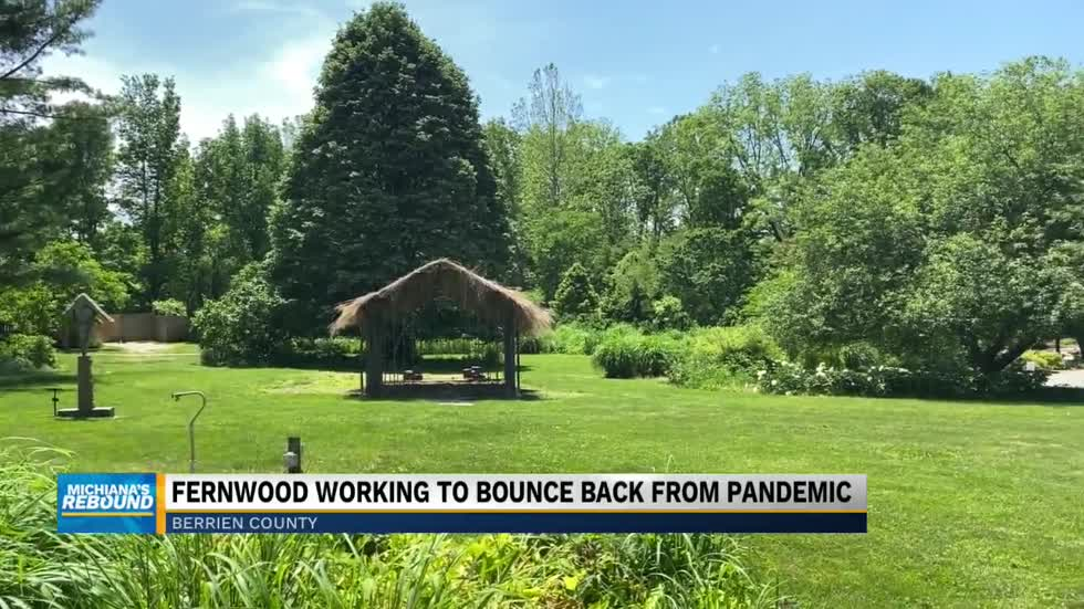 Fernwood reopens, working to bounce back from pandemic