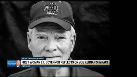 First female Indiana Lieutenant Governor reflects on Joe Kernan's...