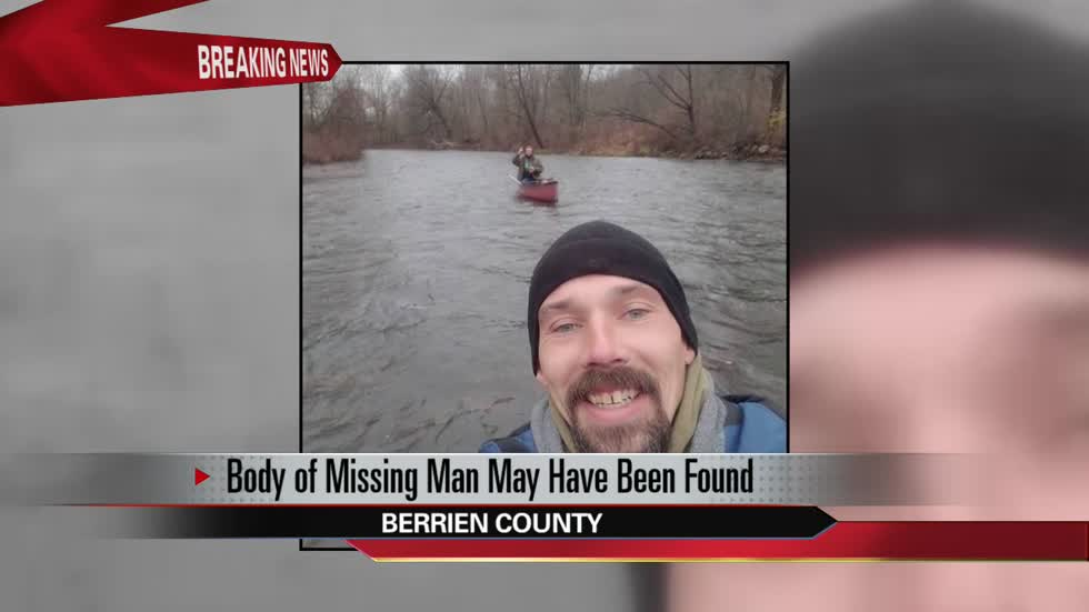 Body believed to be that of missing canoer has been found