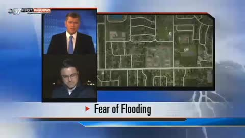 Flash flooding a widespread problem in South Bend neighborhoods